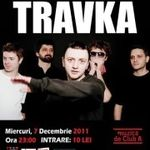 Concert Travka miercuri in Club A