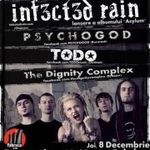 Concert Infected Rain si Psychogod joi in Fabrica