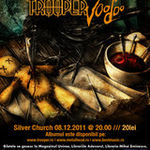 Concert de lansare album Trooper joi in Silver Church