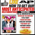 Descarca gratuit compilatia AP Most Anticipated 2012 Soundtrack