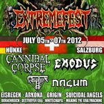 Suicide Silence si Ingested confirmate pentru Extremefest 2012