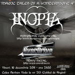Concert Inopia si Overdrive in Club Ageless din  Bucuresti