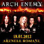 Filmari cu Arch Enemy in Amsterdam
