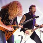 Moment istoric: Dave Mustaine a cantat alaturi de Metallica (video)