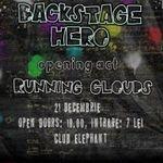 Concert Backstage Hero in Elephant Pub din Bucuresti