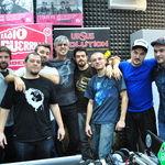Poze de la concertul Coma la Radio Guerrilla