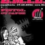 Castiga doua invitatii duble la concertul E.M.I.L. si PCC in Fabrica!
