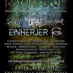 Dordeduh, Imperious si Thurs confirmate pentru Ragnarok Festival 2012