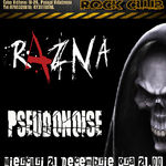 Concert Razna si Pseudonoise in Damage Club