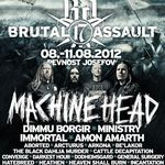 Noi confirmari pentru Brutal Assault 2012