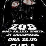 Concert special de Craciun ZOB in Club A