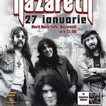 A mai ramas doar o categorie de bilete pentru concertul Nazareth din 27 ianuarie