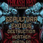 Documentar Thrashfest Classics: Sepultura, Exodus si altii