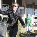 James Hetfield a aruncat cu pietre in paparazzi (foto)