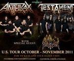 Testament: Interviu cu Alex Skolnick (video)