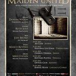 Maiden United inregistreaza un nou album