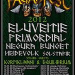 Paganfest 2012: Eluveitie, Primoridal si Negura Bunget