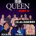 Concert tribut Queen vineri in Jukebox Venue