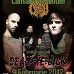 Concert de lansare Cap de Craniu in februarie la Club Fabrica