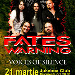 Voices Of Silence canta alaturi de Fates Warning la Bucuresti
