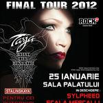 Au ramas doua zile pana la concertul Tarja Turunen la Bucuresti