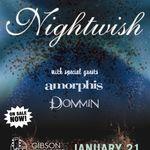 Nightwish au dat startul turneului mondial (video)