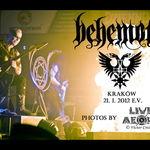 Behemoth au revenit in forta