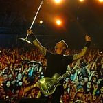 Metallica concerteaza in Belgrad