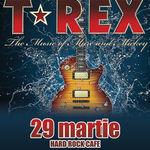 Reduceri pentru concertele T-Rex si Blaze Bayley in seara recitalului Nazareth