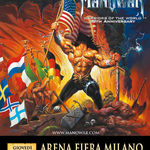 Manowar va fi headliner la Gods Of Metal Milano