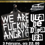 Concert Ura De Dupa Usa in Damage Rock Club