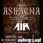 Concert Ashaena in Iasi