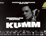 Concert Kumm, Sketch si Manfellow in club Fabrica Bucuresti