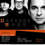 Prima petrecere Depeche Mode din 2012, in Indie Club