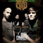 Concert de lansare album Cap De Craniu in Rockstadt club din Brasov