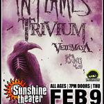 Atentat cu bomba la un concert In Flames