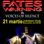Spot video pentru concertul Fates Warning la Bucuresti