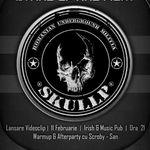 Concert de lansare Skullp sambata la Cluj-Napoca