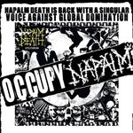 Napalm Death discuta despre miscarea 'Occupy' (video)