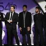 Castigatorii premiilor Grammy 2012