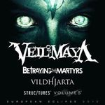 Veil Of Maya si Vildhjarta anunta datele turneului european