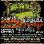 Excursie la Obscene Extreme Festival 2012