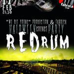 Concert Redrum (tribut grunge) in Club Fabrica