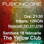 Concert FusionCore in Yellow Club