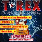 Au mai ramas 5 zile din promotia T.Rex te trimite la Ost Fest 2012