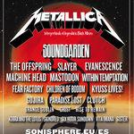 Noi nume confirmate pentru Sonisphere Spania