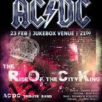Concert tribut AC/DC in Jukebox Venue