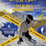 Concert Vita De Vie si Hazard la Snow Fest Franta