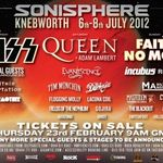 Queen with Adam Lambert confirmati oficial pentru Sonisphere Anglia