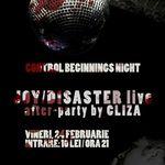 Castiga o invitatie dubla la concertul Joy Disaster din Bucuresti!